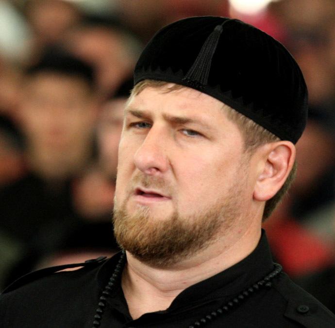 Head of Chechnya Ramzan Kadyrov (RIA Novosti/Said Tcarnaev)