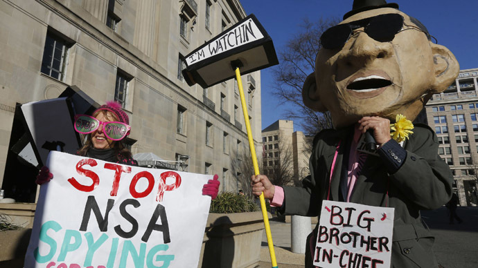 NSA defends dragnet collection of Americans' phone records in appeals court
