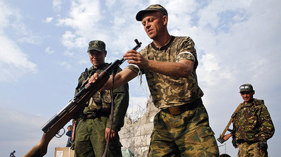 Kiev & self-defense forces ready for Friday ceasefire if Minsk talks successful