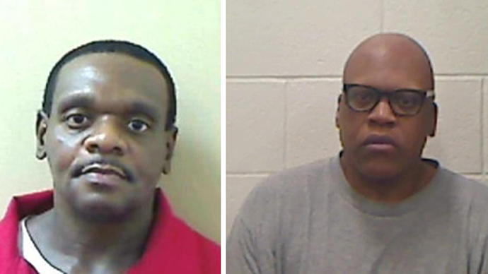 DNA clears N. Carolina's longest-serving death row inmate & his half-brother
