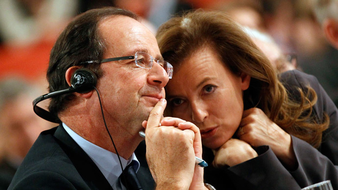 10 items of dirty Elysee Palace laundry from Hollande's ex