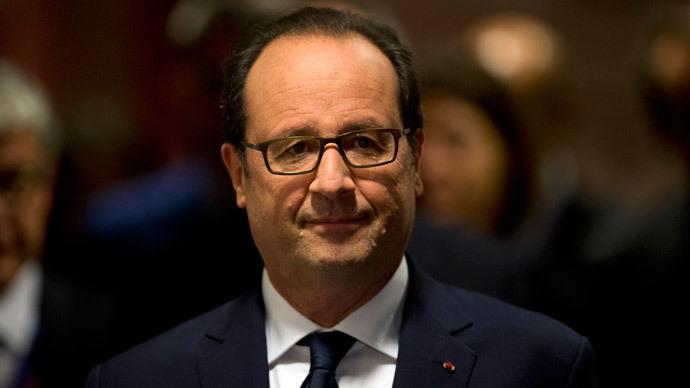 Francois Hollande.(AFP Photo / Alain Jocard)