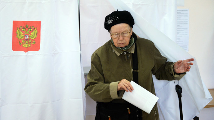 MPs suggest lowering Russian voting age