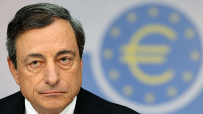 Eurozone inflation slumps to 5yr low risking triple-dip recession