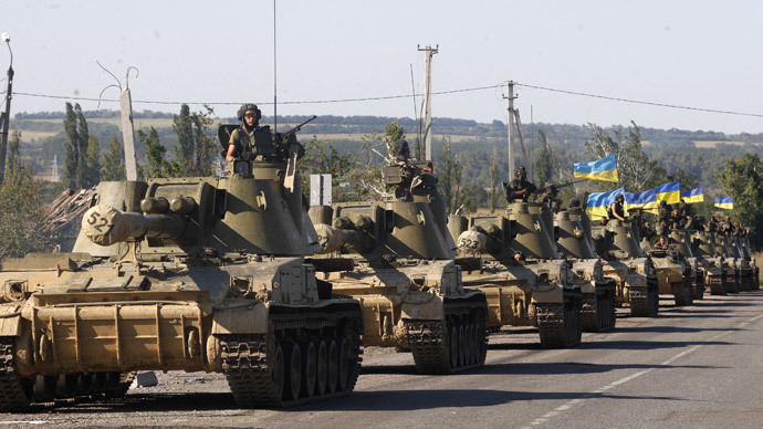 Demilitarized zone, OSCE monitoring among E.Ukraine militias' peace proposals