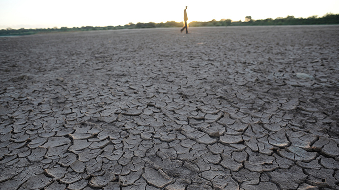 California drought may leave entire communities with no water in 2 months