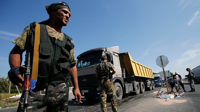 Demilitarized zone, OSCE monitoring among E.Ukraine militias' peace proposals