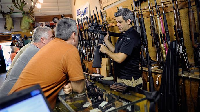 Gun maker blames Obama administration for blocking sales