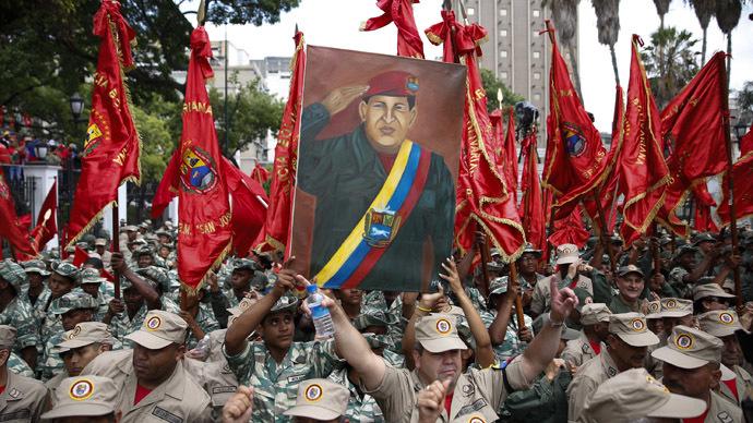 'Idolatry': Venezuela Catholic Church slams Lord's Prayer homage to Hugo Chavez