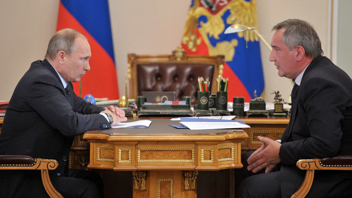 Putin to personally head top Russian weapons agency - report
