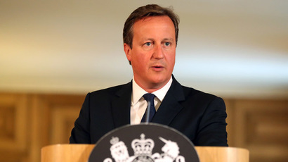 Britain has not ruled out airstrikes in Syria – Downing Street
