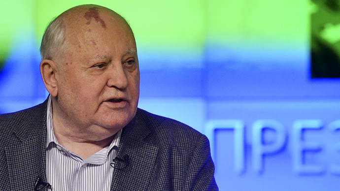 West should stop dragging Ukraine into NATO – Gorbachev