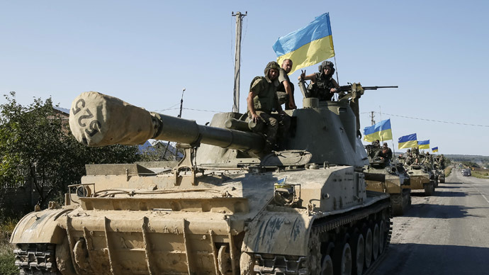 EU-Ukraine integration pact postponed till 2016 after talks between Moscow, Kiev & Brussels