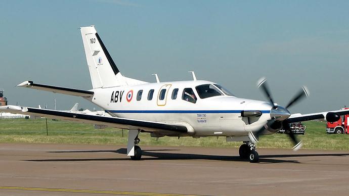 Unresponsive US jet crashes off north coast of Jamaica