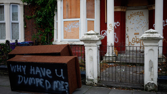 Tories trashed in bedroom tax vote, may put coalition on skids