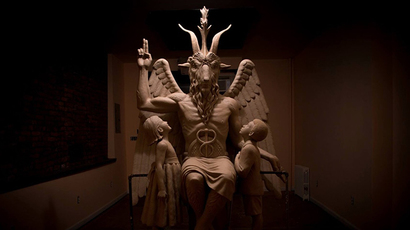 Holidays from hell: Satanic Temple wins right to erect 'fallen angel' display in Florida