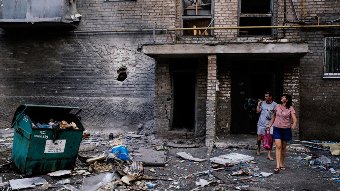 Amnesty Intl: Both sides of Ukrainian conflict committed war crimes