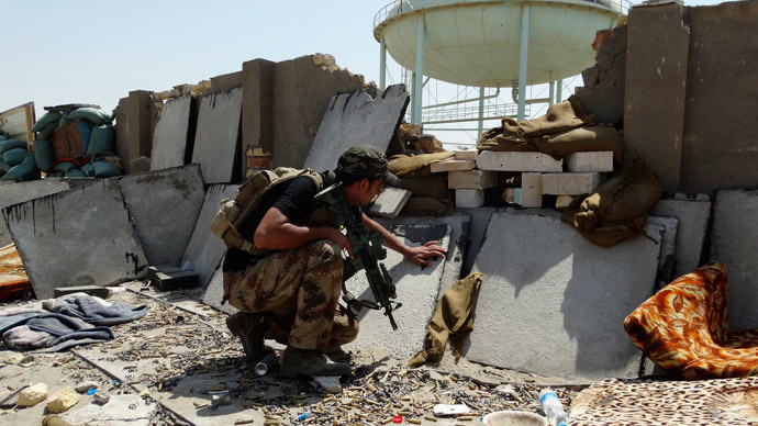 ​British elite unit carrying out secret missions in Iraq, hundreds of ISIS militants killed