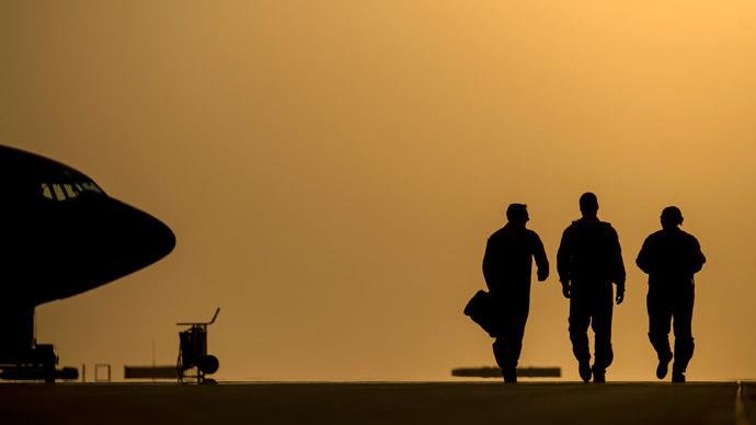 AFP Photo / Vernon Young Jr.