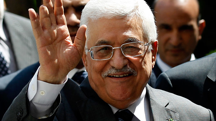 Palestinian President Mahmoud Abbas.(Reuters / Mohamed Abd El Ghany)