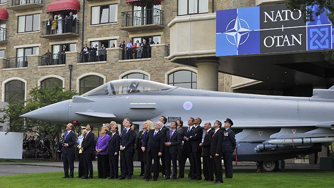 Nimrod Kamer: Exposing NATO as a naff members' club