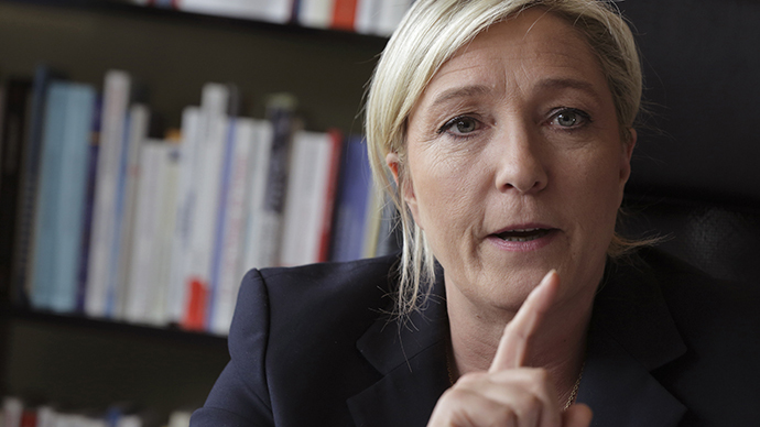 'The only responsible decision': Le Pen calls to dissolve France's lower house