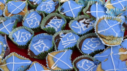 Thousands demand vote recount in Scottish #indyref