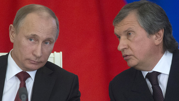 Rosneft may get $40bn 'get out of debt free' check from Kremlin