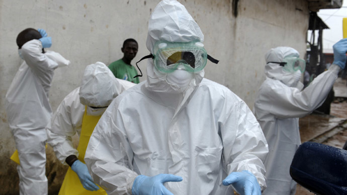 Obama: US military will aid fight against Ebola in Africa