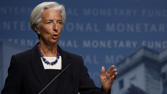 ​Germany should spend more on eurozone recovery – IMF chief