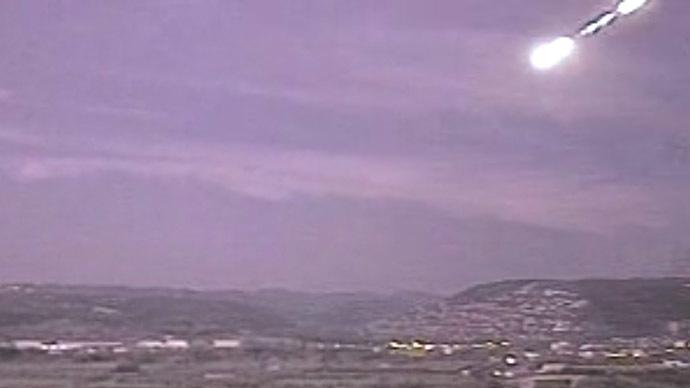 Chelyabinsk meteor #2? Massive flash over Russia's Urals stuns locals & scientists