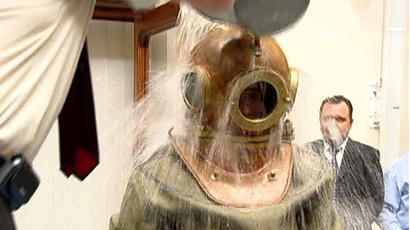 'Crazy science': Russians use liquid nitrogen to reinvent #IceBucketChallenge