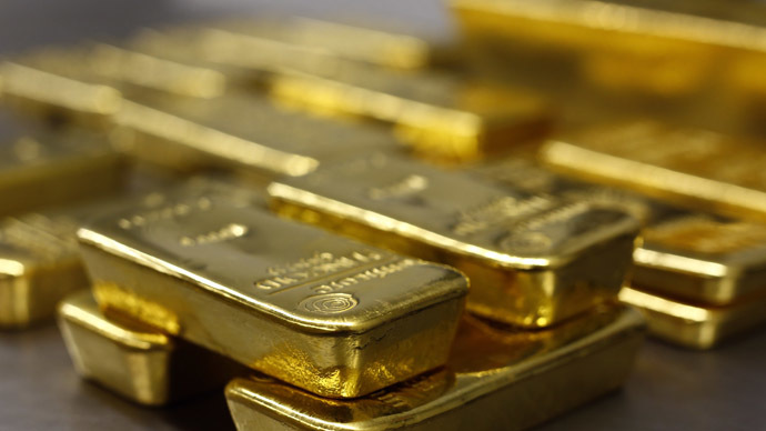 Independent Scotland could claim part of £7.8bn gold reserves
