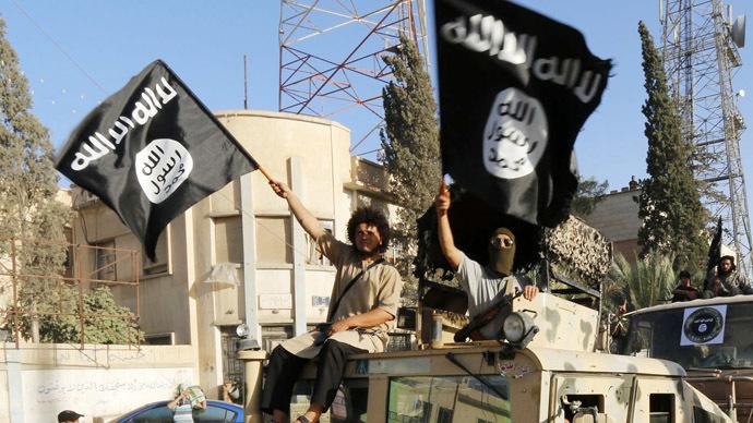 CodePink hijacks Kerry's 'defeat ISIS' speech with anti-war slogans