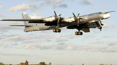 Pentagon concerned over Russian strategic bomber drills near US