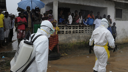 Stark warning: WHO says Ebola epidemic out of control, death toll over 2,400