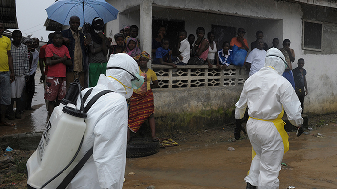 UK sending military, humanitarian personnel to fight Ebola outbreak