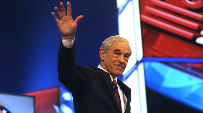 Ron Paul: Ebola concern 'way overblown'