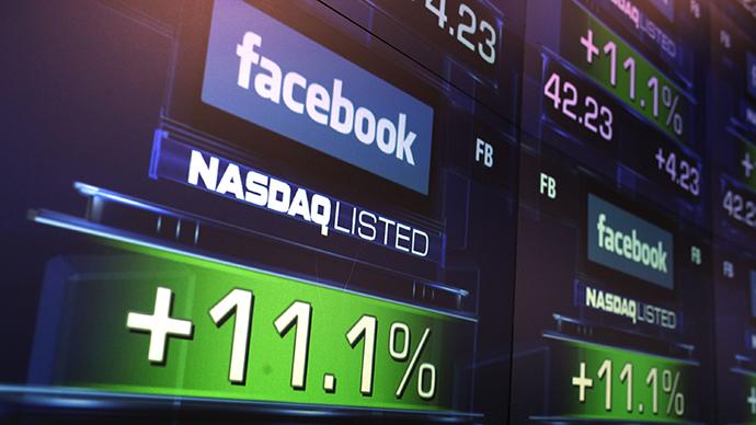 Facebook's market value exceeds $200 bn