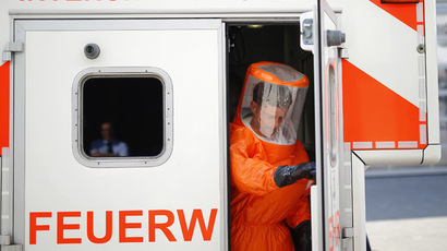 CDC to airlines about Ebola: Treat all body fluids as though they are infectious