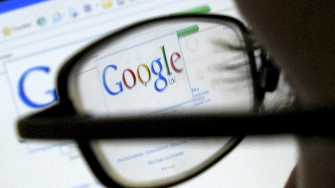 MP urges 'nationalization' of Google over security fears