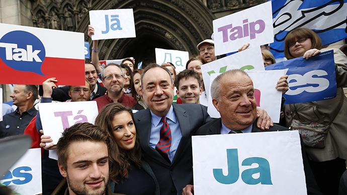 UK banks prepare 'Yes' vote contingency plans