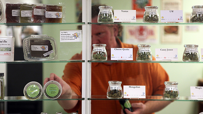 Philadelphia set to decriminalize marijuana possession