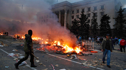 Kiev is making no 'tangible steps' to investigate Odessa massacre – Moscow