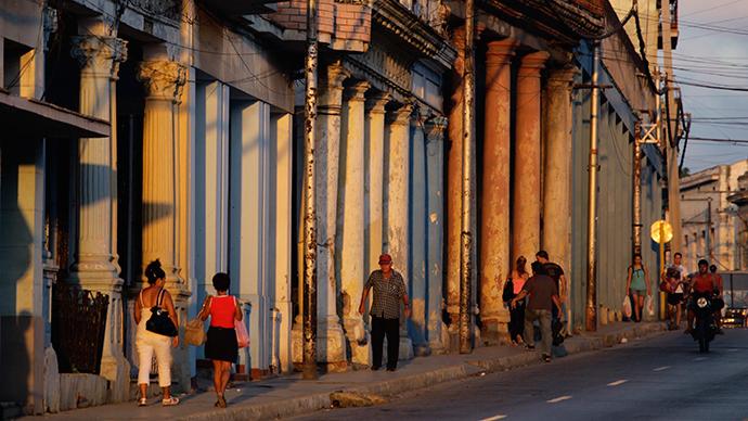 Havana, Cuba (Reuters / Desmond Boylan)