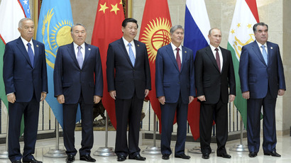 SCO leaders support Putin's peace plan for Ukraine