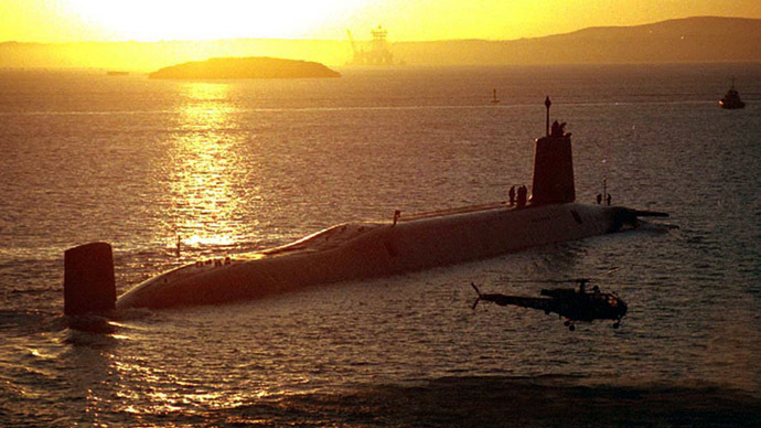 'Dangerous' to remove Trident nukes from independent Scotland – former UK defence chief