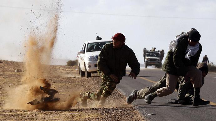 France urges new Libya intervention, calls it 'terrorist hub' on Europe's doorstep