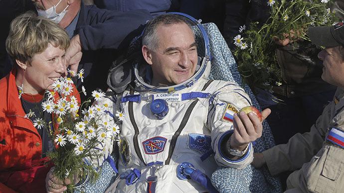 ISS trio back on Earth: Soyuz successfully lands in Kazakhstan