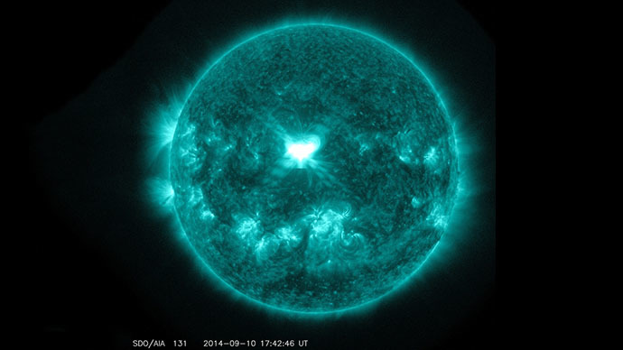 Extreme solar storm approaches Earth